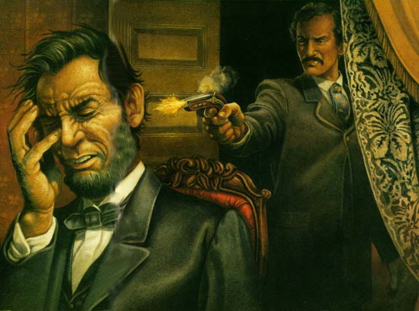 Thumbnail image for Family Fun With Abraham Lincoln and John Wilkes Booth