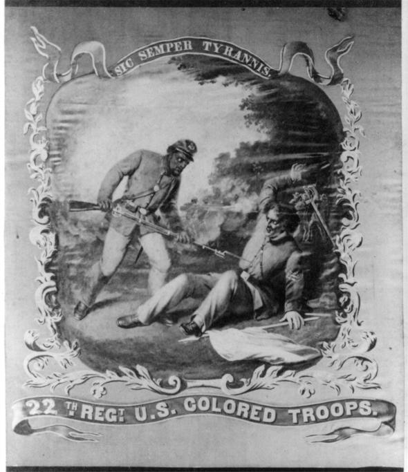 22th Regt. U.S. Colored Troops