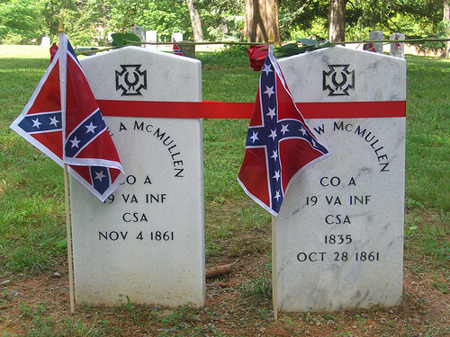 UVA Confederate Cemetery