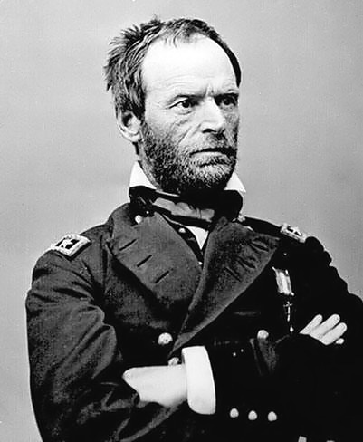 You Are Not a Victim of Sherman's March post image