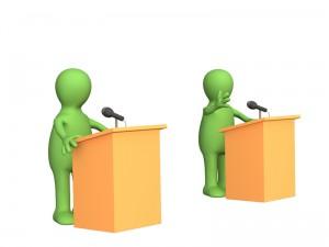 Debating Earl Ijames post image