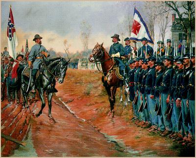 Appomattox Court House, April 9, 1865 post image
