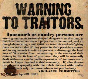 Post image for Confederates Were Traitors! How About You?