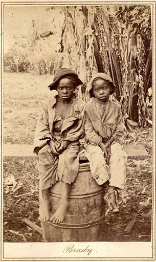 Post image for Is This a Photograph of North Carolina Slaves?