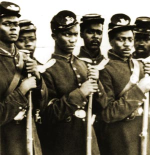 Post image for Commemorating Real Black Civil War Soldiers
