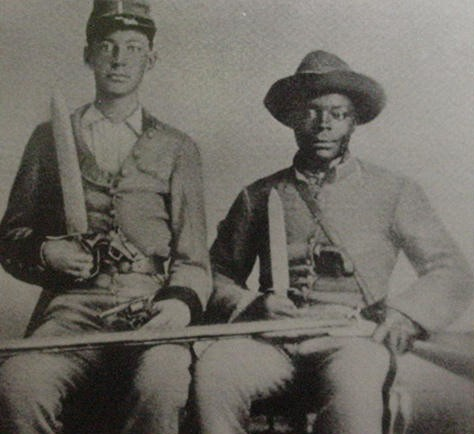 Noah A. Trudeau's Black Confederates post image