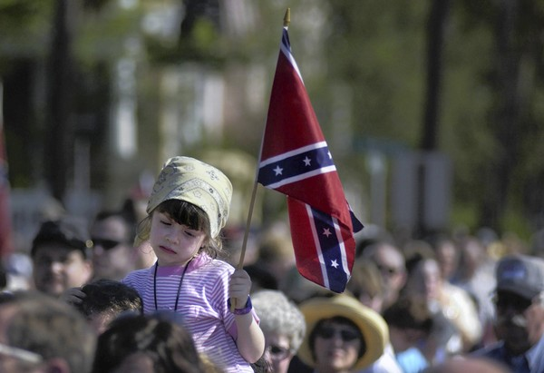 Charlotte's Confederate Flag Problem post image