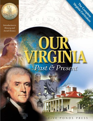 Post image for Interviewed About Virginia Textbook Scandal