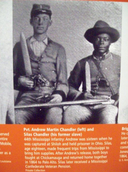 Post image for The National Park Service's Black Confederates (Part 2)