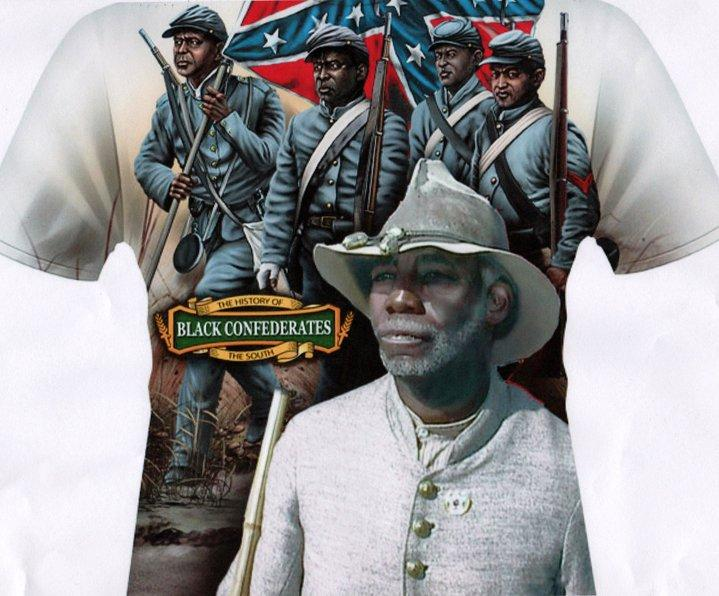 Post image for The Latest In Black Confederate Fashion