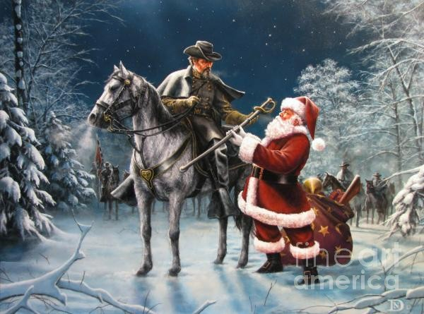 Post image for I Hope All of You Have a Merry [confederate] Christmas!
