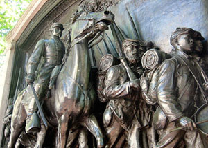 Post image for George Lucas Disses the 54th Massachusetts