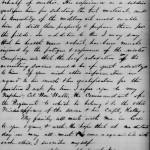 Breckenridge Letter