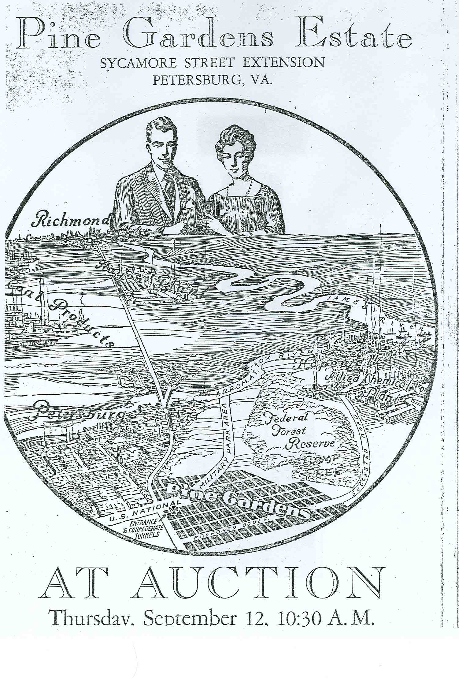 Developing Historic Land To Save It in Petersburg post image