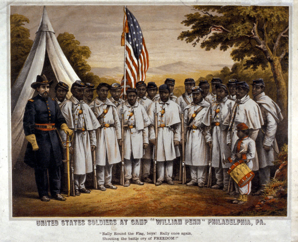 Post image for Black Confederates In a 7th Grade Classroom (After-Action Report)