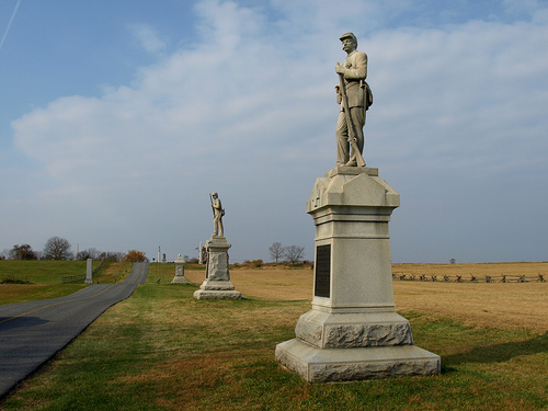 Post image for Feeling Left Out of the Antietam Festivities?