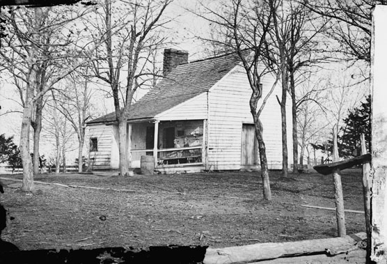 Post image for Manassas: The Missing Robinson House