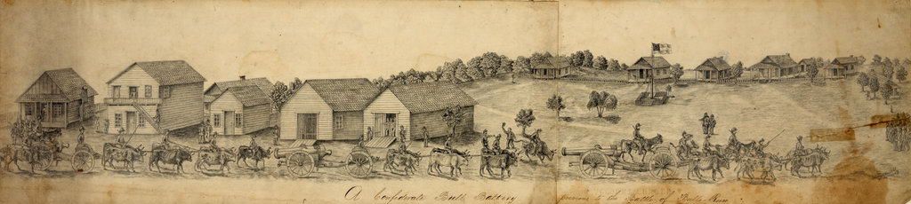 """Confederate Slaves"" at Bull Run post image"