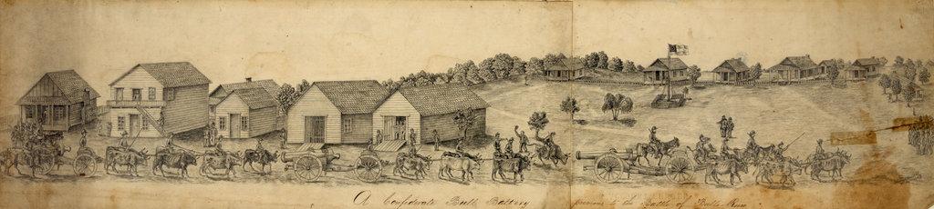 """""""Confederate Slaves"""" at Bull Run post image"""