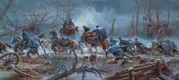 Post image for Civil War Weather