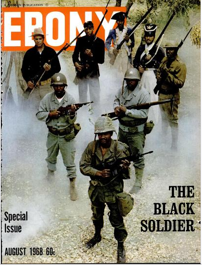 Ebony Magazine Remembers Black Union Soldiers post image