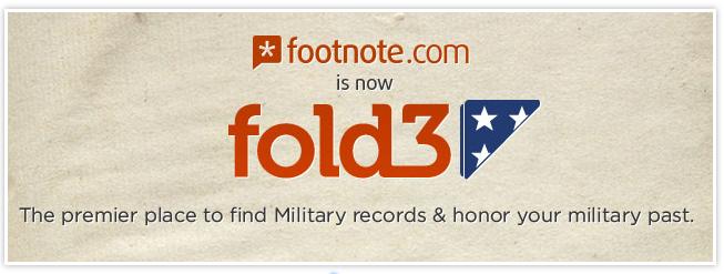footnote.com becomes fold3.com post image