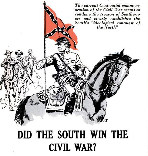 Post image for Did the South Win the Civil War?