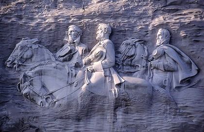 Post image for Then And Now In Stone Mountain, Georgia