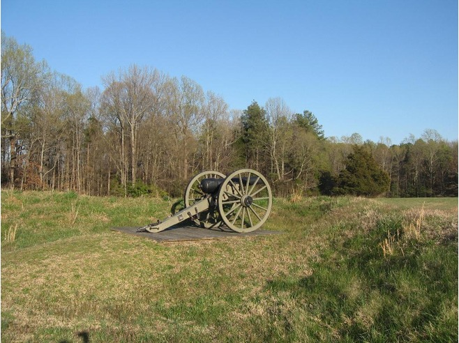 Petersburg: Mowing History post image