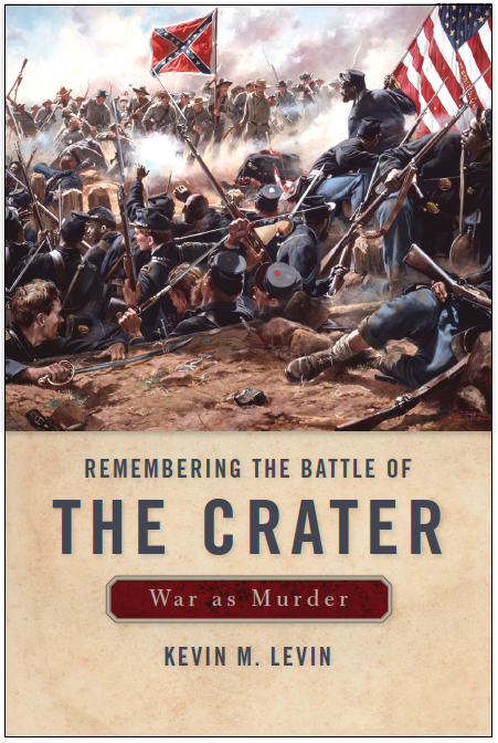 Remembering the Battle of the Crater Now Available for Pre-Order post image