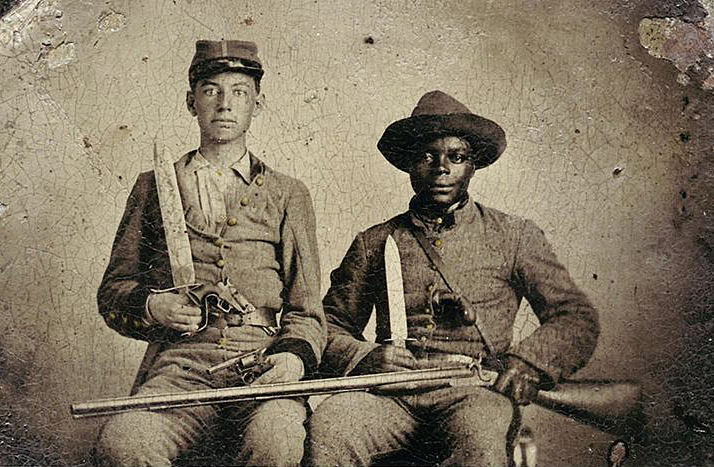 Post image for It's Not a Good Day For the Black Confederate Myth Makers