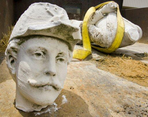 Why Reidsville's Confederate Soldier Should Be Returned to its Pedestal post image