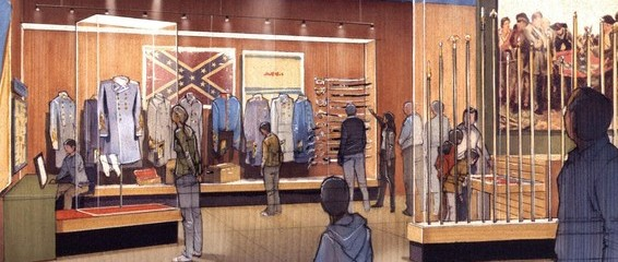 Post image for Museum of the Confederacy – Appomattox Opens Next Week