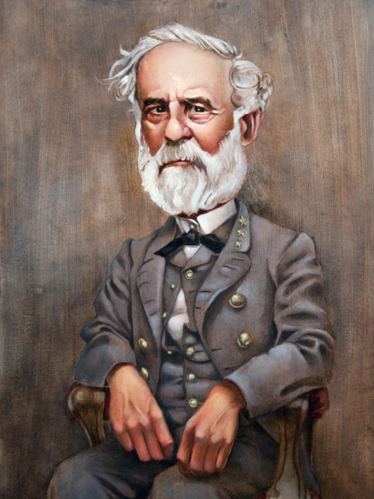 General-Lee-painting-zach-franzen