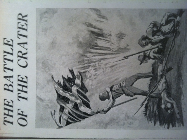 Post image for Glorifying War at the Crater in 1937
