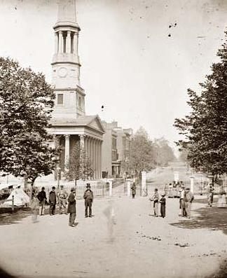 Sons of Confederate Veterans Kicked Out of St. Paul's Episcopal post image