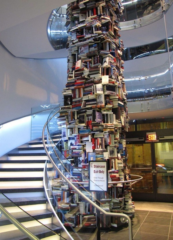 Tower of Lincoln Books post image