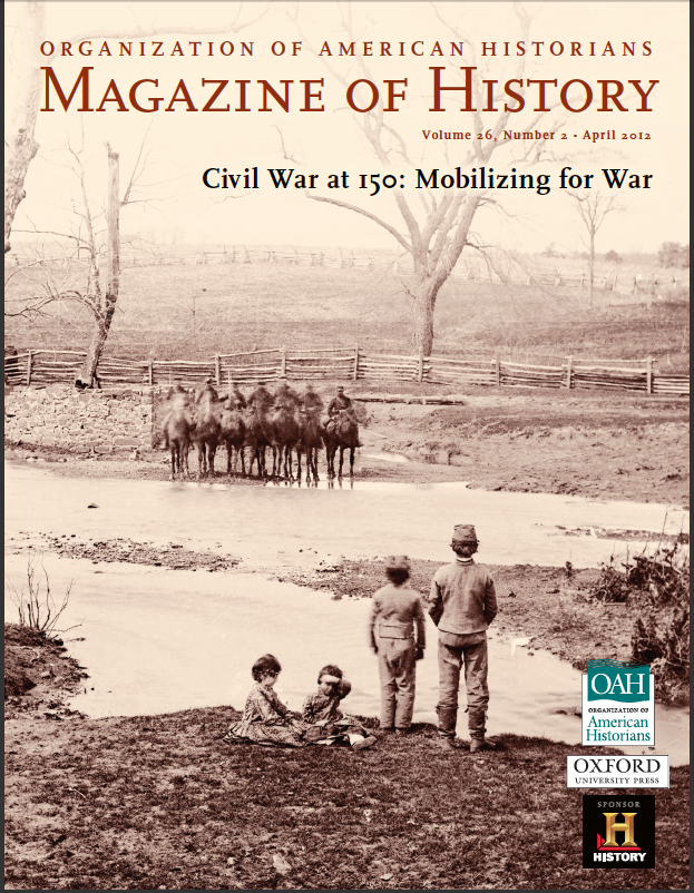 Post image for Civil War 150: Mobilizing For War