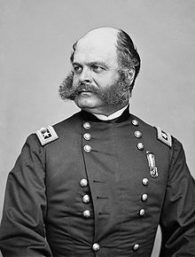 Post image for Ambrose Burnside: A True Story of Facial Hair