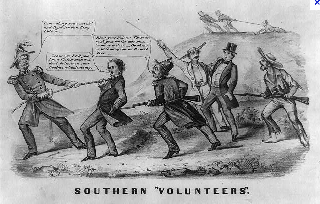 Post image for Remembering Confederate Conscription