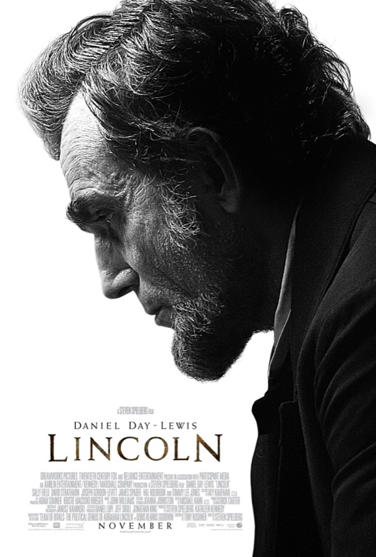Trailer for Spielberg's Lincoln post image