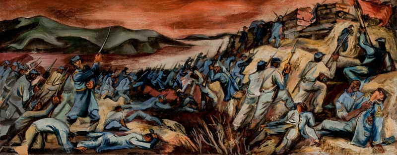 Post image for The Civil War in Art