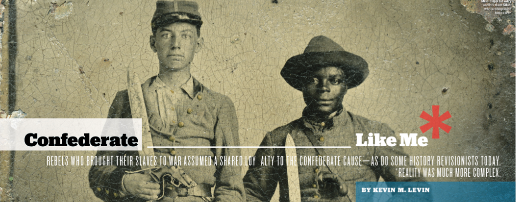 Searching For Black Confederates featured image