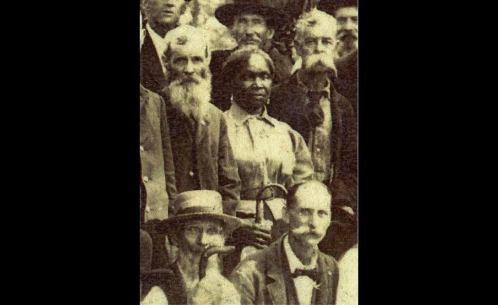 Lucy Nichols, slave
