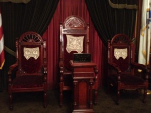 President's Chair