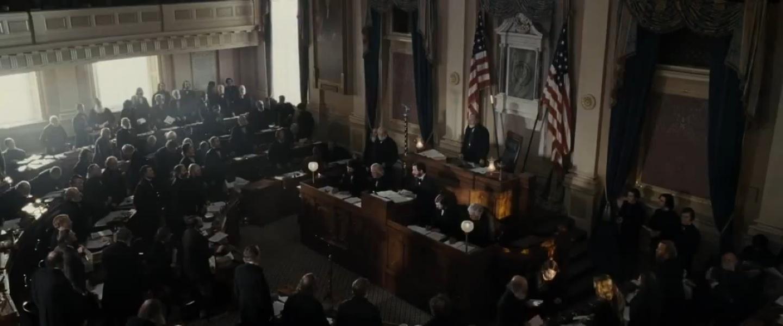 Spielberg Amendment Vote