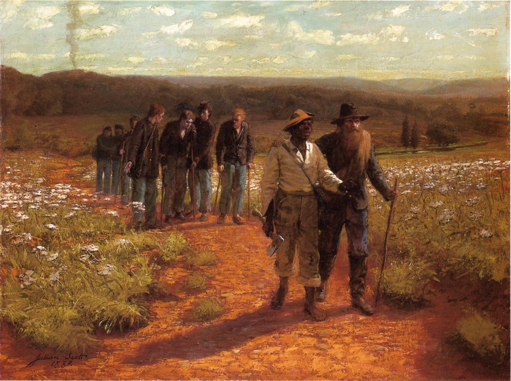 Going Home by Julian Scott