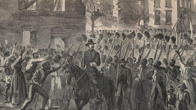 54th Massachusetts Called to Duty Once Again