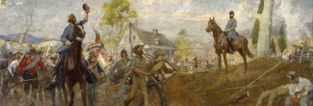 Confederates on March