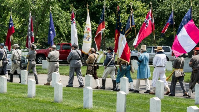 Sons of Confederate Veterans Kicked Out of Lee Chapel